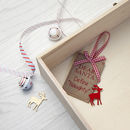 Christmas Eve Personalised Goodie Box