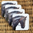 Horse Coaster | Horse Decor | Horse Gifts