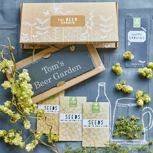 The Beer Garden Growing Gift - get garden ready