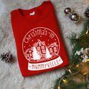 Christmas In Mummyville Mama Christmas Jumper