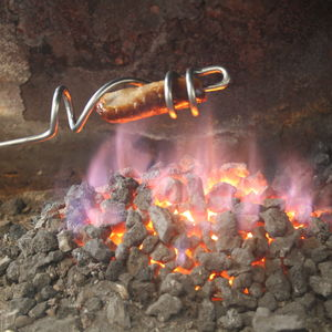 Summer Sizzler Blacksmith Workshop For Two - unusual activities