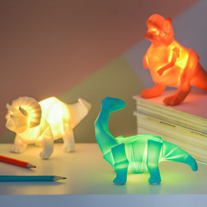 Dinosaur Mini Light - office & study