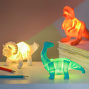 Dinosaur Mini Light