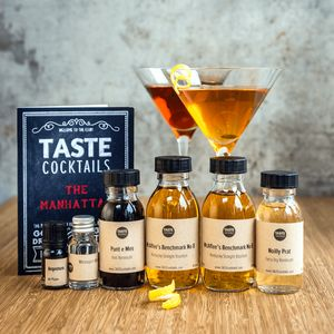 Manhattans Cocktail Kit