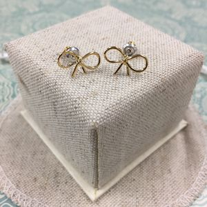 Sarah Jane Bow Earrings