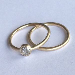 Bespoke Engagement Ring - new in jewellery