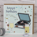 Birthday Card With A Beer Theme