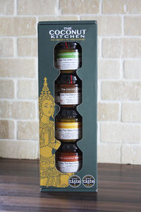 Thai Curry Paste Gift Set