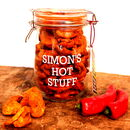 Personalised Spicy Pork Scratchings