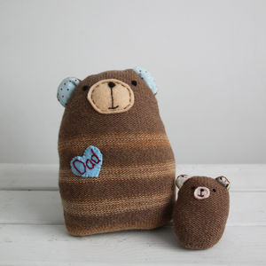 Daddy Bear - gifts for new parents