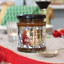 Limited Edition Pear, Fig And Port Chutney Trio