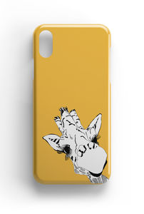 Giraffe Safari Animal Phone Case iPhone Samsung