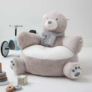 Personalised Children's Bear Chair - children's furniture
