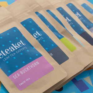 Eteaket Coveted Collection Tea Chest - teas, coffees & infusions