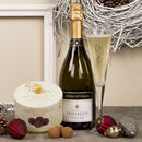 Prosecco And Marc De Champagne Chocolate Truffles