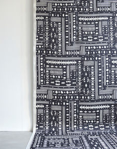 Oriel Dust Fabric - throws, blankets & fabric