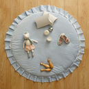 Kids Velvet Playmat