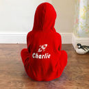 Personalised Kids Rocket Onesie
