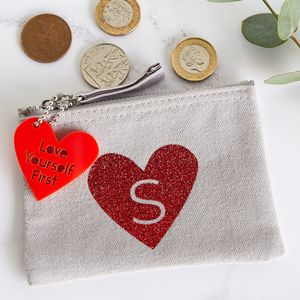 Self Love Positive Affirmation Purse