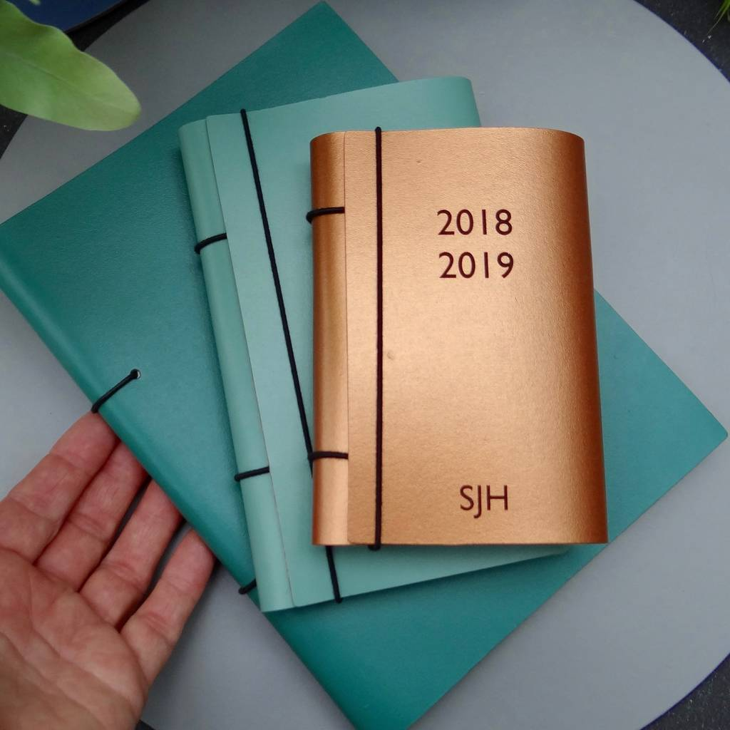 Leather Diaries By Artbox Notonthehighstreet Com