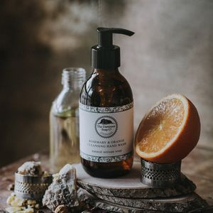 Rosemary And Orange Nourishing Hand Wash - bath & body