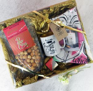 Large Prosecco Themed Foodie Hamper