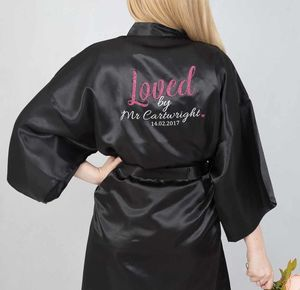 Loved By … Robe - lingerie & nightwear