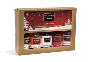 Christmas Coffee Shots Gift Set - coffee lover