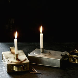 Thora Candle Holder - votives & tea light holders