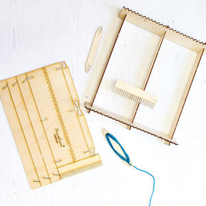 Pop Up Weaving Loom - creative kits & experiences