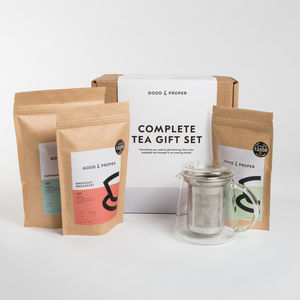 Complete Tea Gift Set