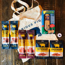 Craft Meat And Pass The Pigs Game Gift Set