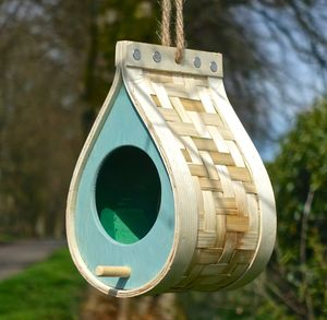 Hanging Wildlife Habitat - new in garden