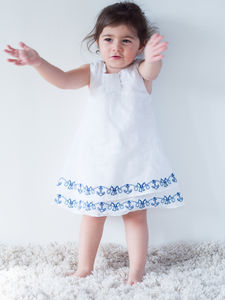 Elegant Baby Girl Dress - clothing
