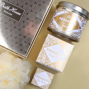 Prosecco Gift Box Luxury - prosecco gifts