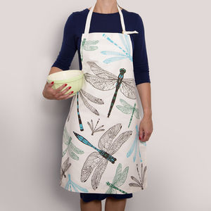 Dragonfly Apron - aprons