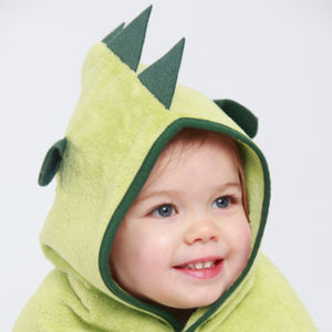 Toddler Character Towel Roar - bathtime