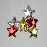 Bright Star Light Hanging Decoration - christmas decorations