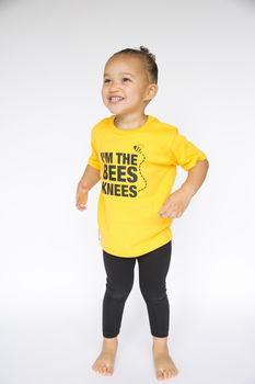I'm The Bees Knees Kids T Shirt
