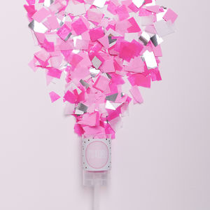'It's A Girl' New Baby Confetti Pop - baby shower decorations
