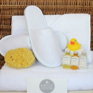 Mum And Baby Bath Time Gift Bundle