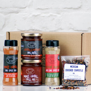 Mexican Chipotle Chilli Box