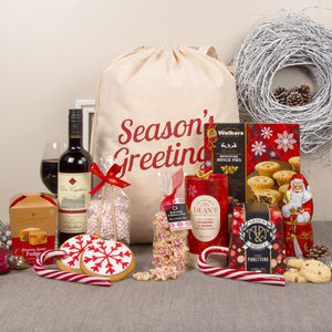 The Christmas Sack Festive Hamper