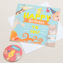 Personalised 8th Birthday Children's Book