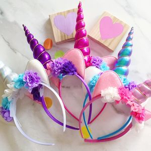 Unicorn Headband - unicorns