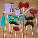 Photo Booth Party Props