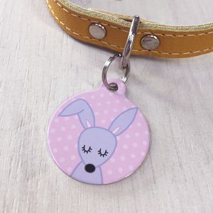 Easter Personalised Pet ID Tag