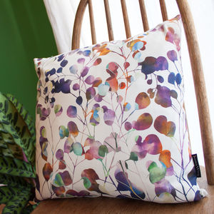 Botanica Floral Throw Cushion - what's new