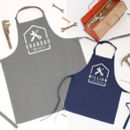 Mr Fix It And Little Helper Apron Set