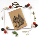 Squirrel A6 Pocket Notebook